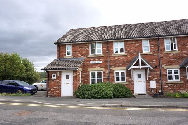 Thumbnail Terraced house for sale in Wesley Court, Langley Moor, Durham