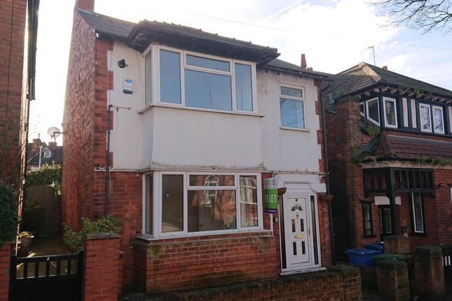 Thumbnail Detached house to rent in West Hill Avenue Mansfield, Nottingham