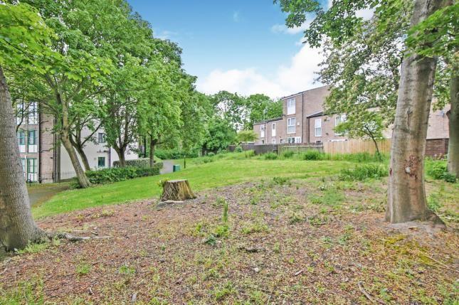 External Grounds of Lumley Close, Washington, Tyne And Wear NE38