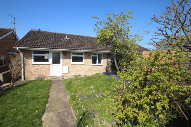 Thumbnail Semi-detached bungalow for sale in Hillside Road, Hungerford