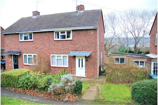 Thumbnail Semi-detached house for sale in Westfield Road, Berkhamsted