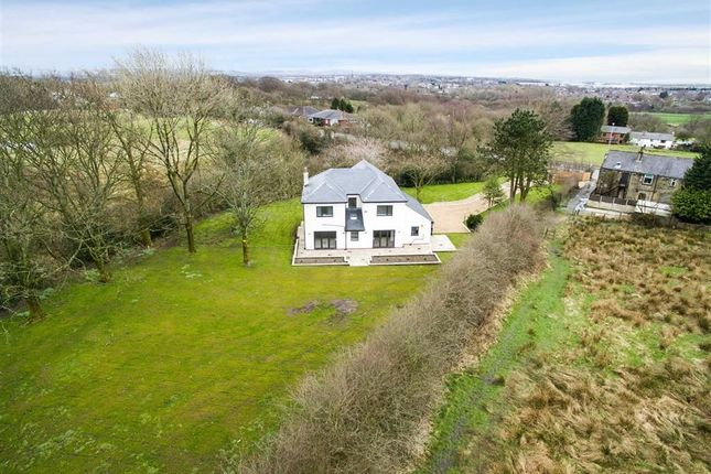 Thumbnail Detached house for sale in Bury & Rochdale Old Road, Bury, Greater Manchester