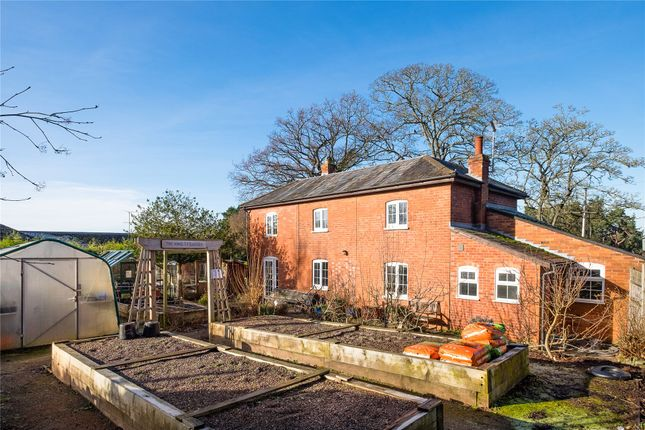Detached house for sale in Venns Lane, Hereford