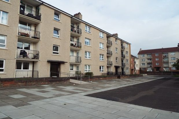 Thumbnail Flat to rent in Armadale Place, Dennistoun