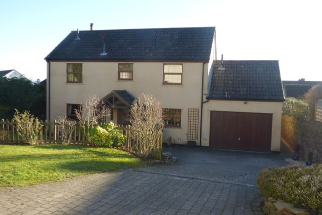 Detached house for sale in Quarry Lane, Winterbourne Down, Bristol