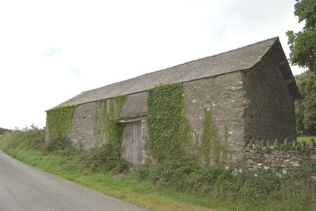 Thumbnail Property for sale in Bridge End Barn, Hallthwaites, Roanlands Brow, Millom, Cumbria