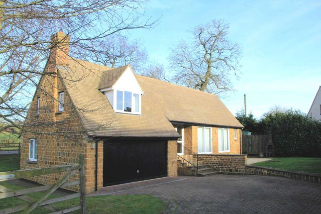 Thumbnail Detached bungalow to rent in Main Street, Aston Le Walls, Daventry