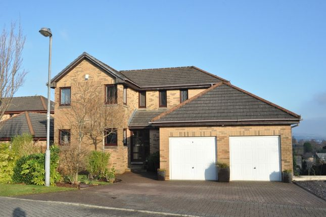 Thumbnail Detached house for sale in Murray Grove, Bearsden, East Dunbartonshire