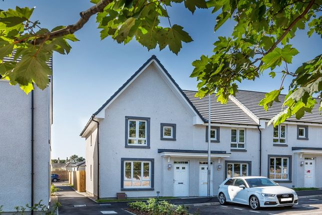 "Thumbnail End terrace house for sale in ""Cawdor"" at Loirston Road, Cove Bay, Aberdeen"