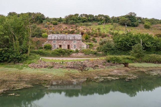 Thumbnail Land for sale in 1-2 Sandy Hill Cottages, Sandy Haven, St. Ishmaels, Pembrokeshire