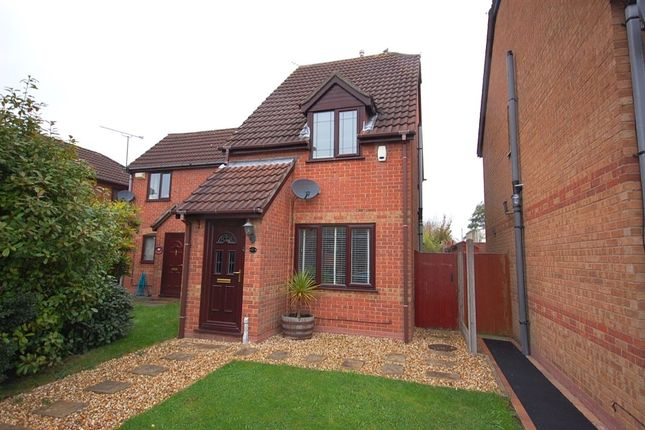 Thumbnail Semi-detached house for sale in Bramble Way, Kilburn, Belper