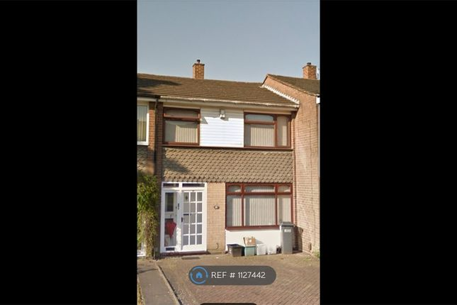 3 bed terraced house to rent in Wildmoor Rd, Solihull B90