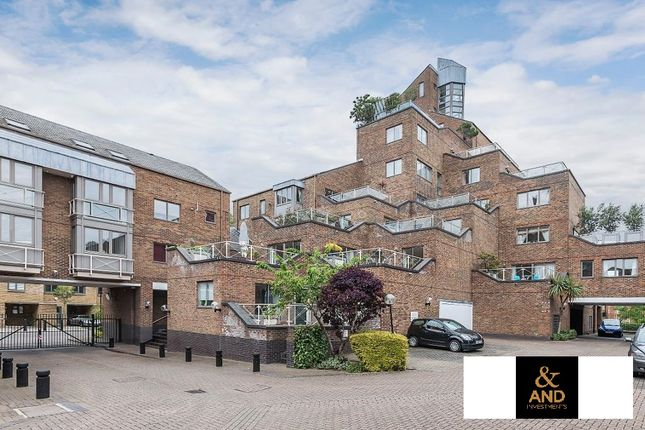 Thumbnail Flat for sale in Cumberland Mills Square, Saunderness Road, Isle Of Dogs, London