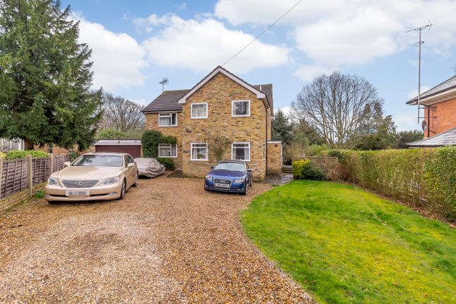 Thumbnail Detached house for sale in Nancy Downs, Watford