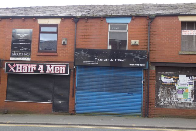Thumbnail Retail premises for sale in Halliwell Road, Bolton