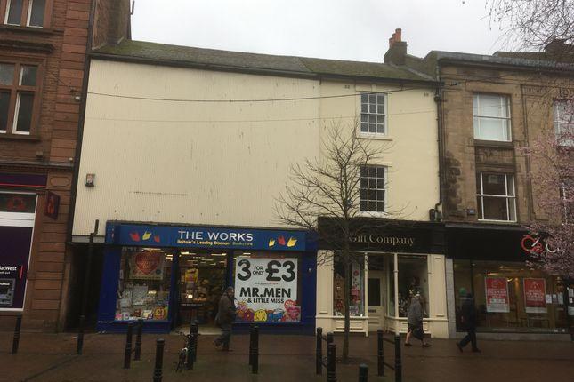 Thumbnail Retail premises for sale in Lowthians Lane, English Street, Carlisle