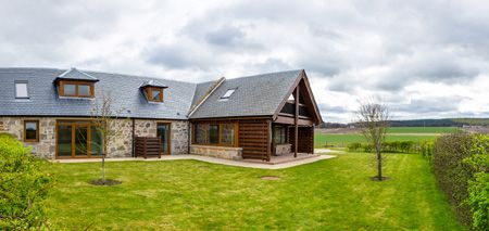Thumbnail Semi-detached house for sale in Easter Kintrae Steading, Elgin