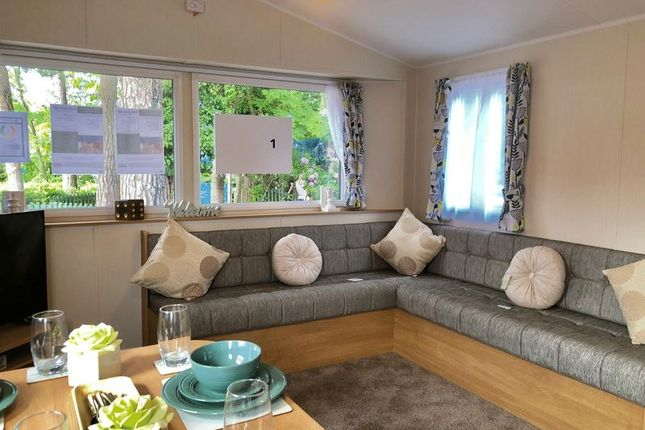 Thumbnail Mobile/park home for sale in Sandford Holiday Park, Poole, Dorset