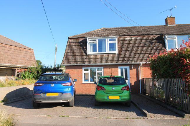 Thumbnail End terrace house for sale in Claverham Park, Claverham, North Somerset