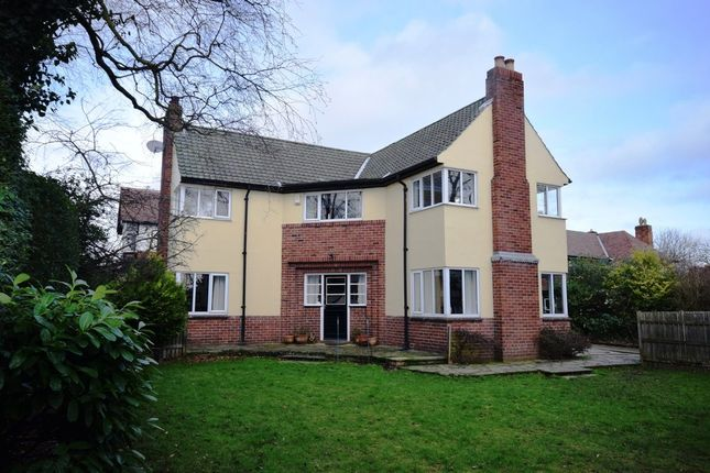 Thumbnail Detached house for sale in Ackworth Road, Pontefract