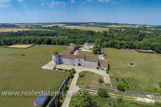 Thumbnail Château for sale in Charente, Angoulême, Charente, Poitou-Charentes, France