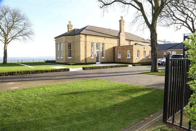Thumbnail End terrace house for sale in Mess Road, Shoeburyness Garrison, Shoeburyness, Essex