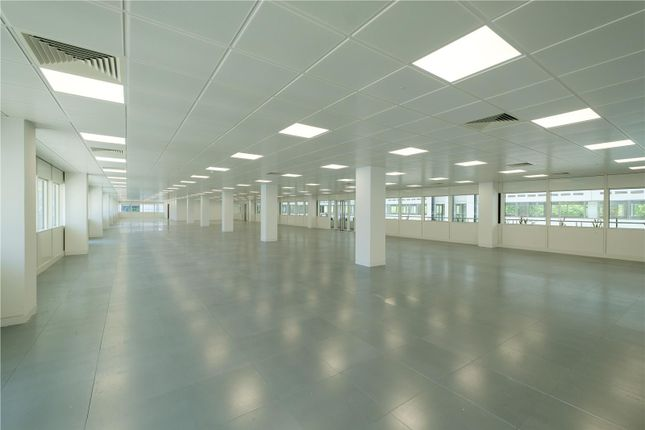 Thumbnail Office to let in Exchange House Cbx1, Midsummer Boulevard, Central Milton Keynes, Milton Keynes, South East