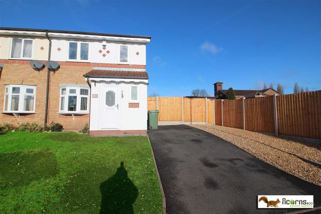 Thumbnail Semi-detached house for sale in Dalby Road, Walsall