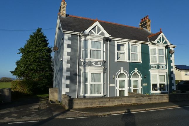 Thumbnail Semi-detached house for sale in Ffosyffin, Aberaeron