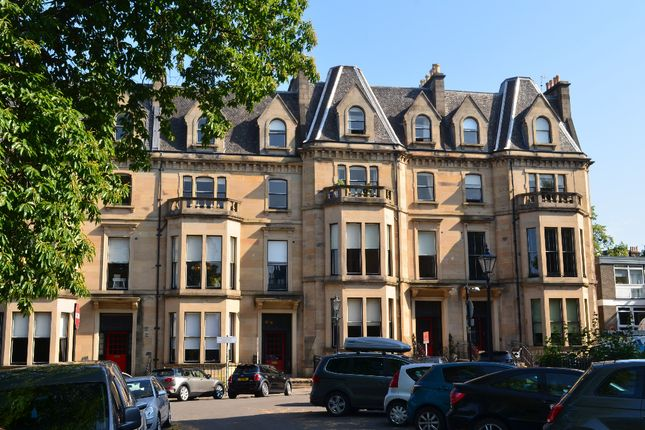 Thumbnail Flat for sale in Kingsborough Gardens, Flat 2, Dowanhill, Glasgow