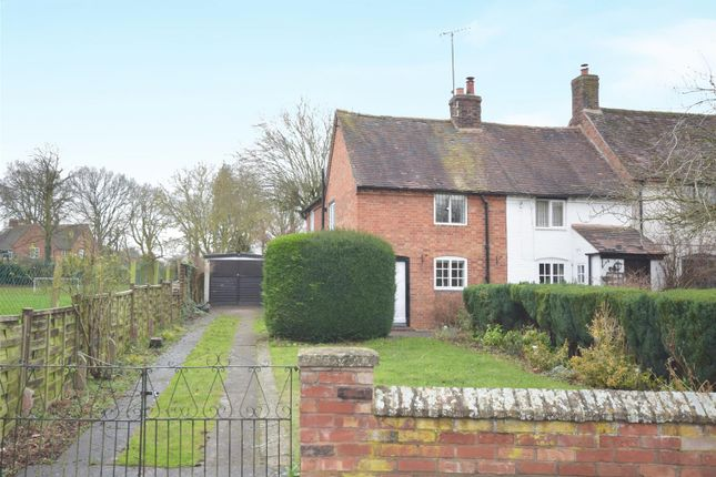 Thumbnail End terrace house for sale in Clifford Chambers, Stratford-Upon-Avon