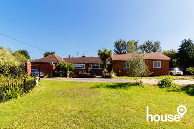 4 bed detached bungalow for sale in Lower Road, Minster On Sea, Sheerness ME12