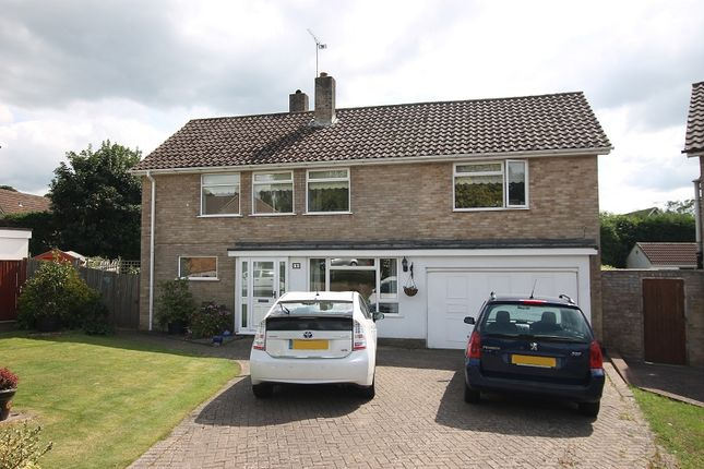 Thumbnail Detached house for sale in Orde Close, Crawley, West Sussex.