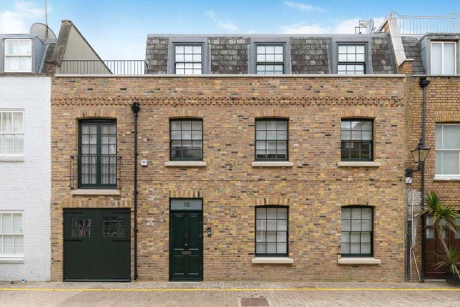 Thumbnail Mews house for sale in Coleherne Mews, Earls Court