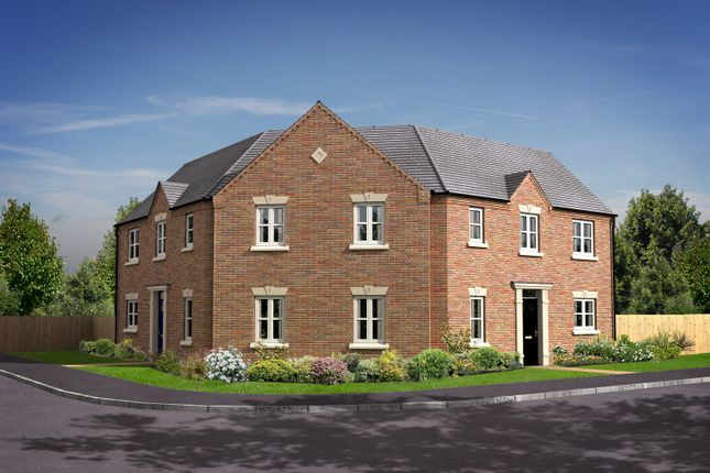 Thumbnail Semi-detached house for sale in Hoyles Lane, Cottam, Preston, Lancashire