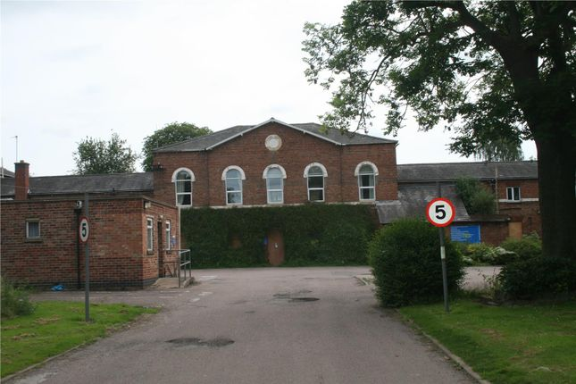 Thumbnail Commercial property for sale in Former St Marys Hospital, Thorpe Road, Melton Mowbray, Leicestershire