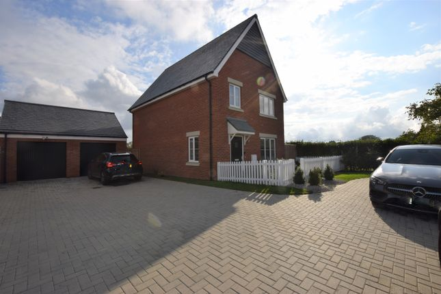 Thumbnail Detached house to rent in Compton Mead, Biggleswade
