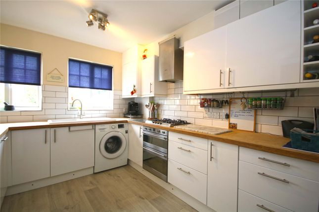 Thumbnail Maisonette for sale in Addlestone, Surrey