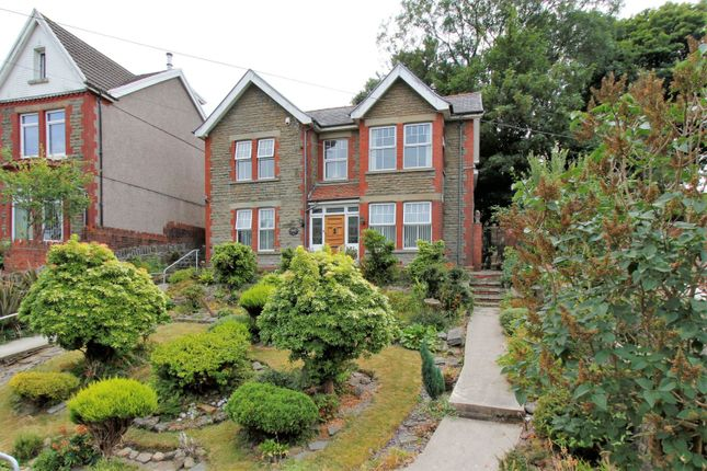 Thumbnail Detached house for sale in Vicarage Road, Tonypandy
