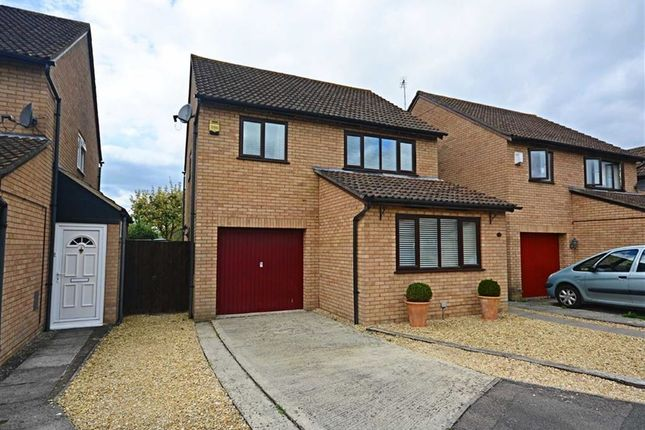 Thumbnail Detached house for sale in Doverdale Drive, Longlevens, Gloucester