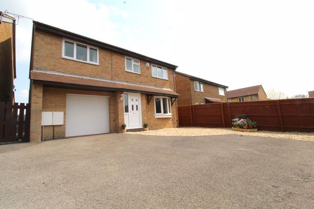 Thumbnail Detached house for sale in Ottrells Mead, Bradley Stoke, Bristol