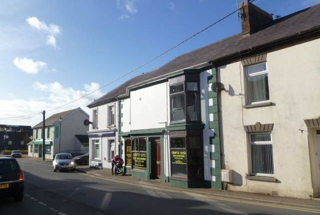 Thumbnail Flat to rent in Corvus Terrace, St Clears, Carmarthenshire