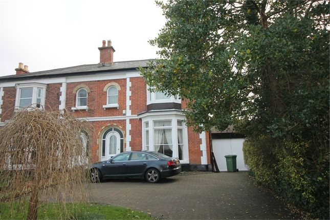 Thumbnail Semi-detached house for sale in Victoria Road, Crosby, Merseyside