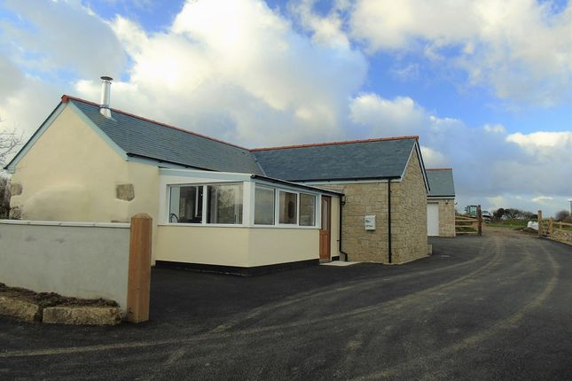 Thumbnail Barn conversion for sale in Trenerth Road, Leedstown, Hayle.