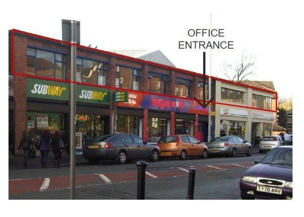 Office to let in 94 Withington Road Offices, Whalley Range, Manchester