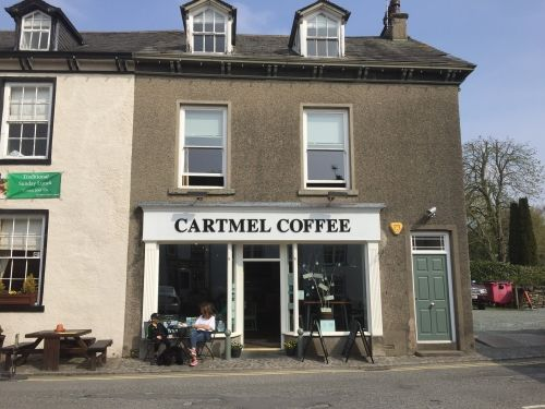 Thumbnail Restaurant/cafe for sale in Grange-Over-Sands, Cumbria