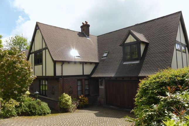 Thumbnail Detached house for sale in Knights Court, Bodmin Hill, Lostwithiel