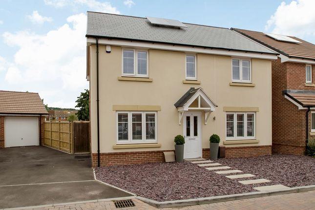 Thumbnail Detached house for sale in Beach Drive, Shorehaven, Cosham, Portsmouth