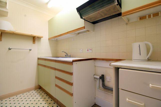 Kitchen of Stratheden Court, Esplanade, Seaford BN25