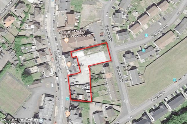 Thumbnail Land for sale in Development Site Lochleven Road, Lochore Lochgelly KY58Da